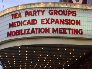 CETP Stop Medicaid Expansion Mtg. 3.21.13