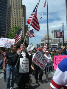 Cincinnati Tea Party IRS Rally 8