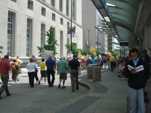 Cincinnati Tea Party IRS Rally