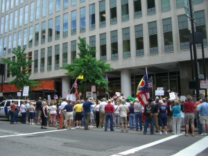 Cincinnati Tea Party IRS Rally (15)