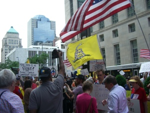 Cincinnati Tea Party IRS Rally (16)