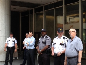 Federal Building Security